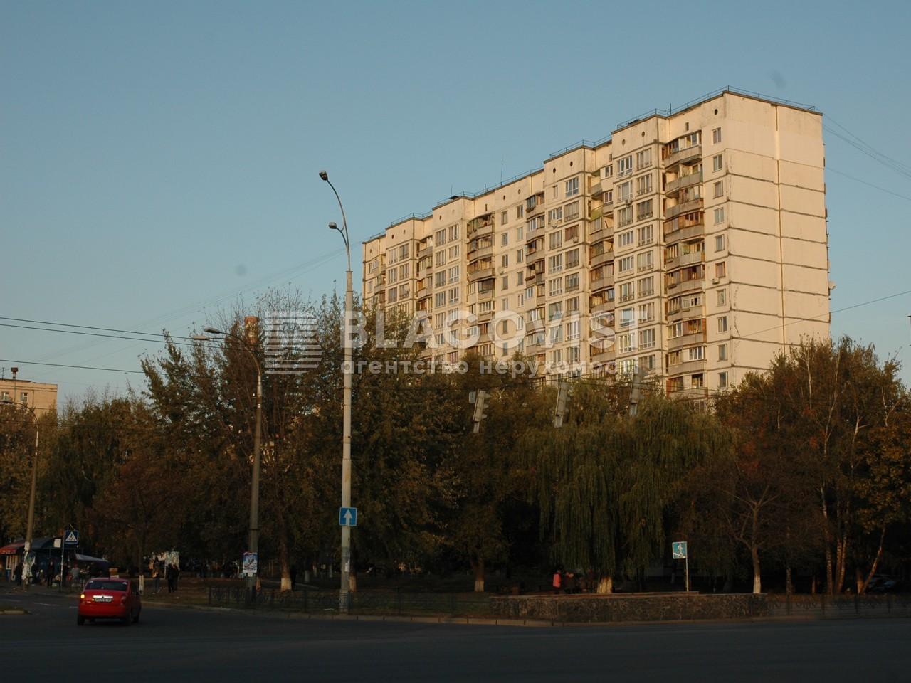 Квартира F-37529, Рокоссовского Маршала просп., 2, Киев - Фото 1