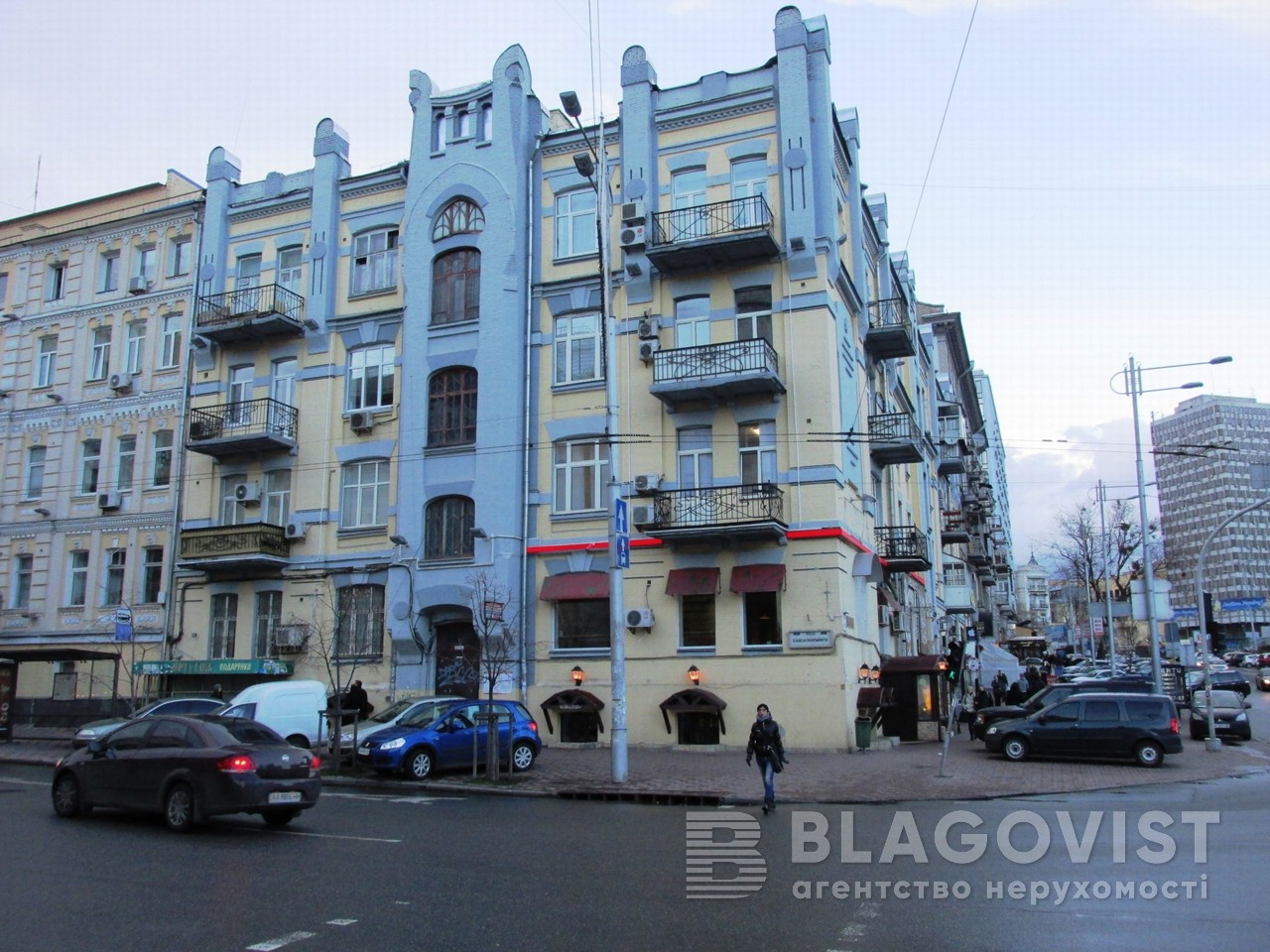 Нежитлове приміщення, A-109313, Еспланадна, Київ - Фото 1