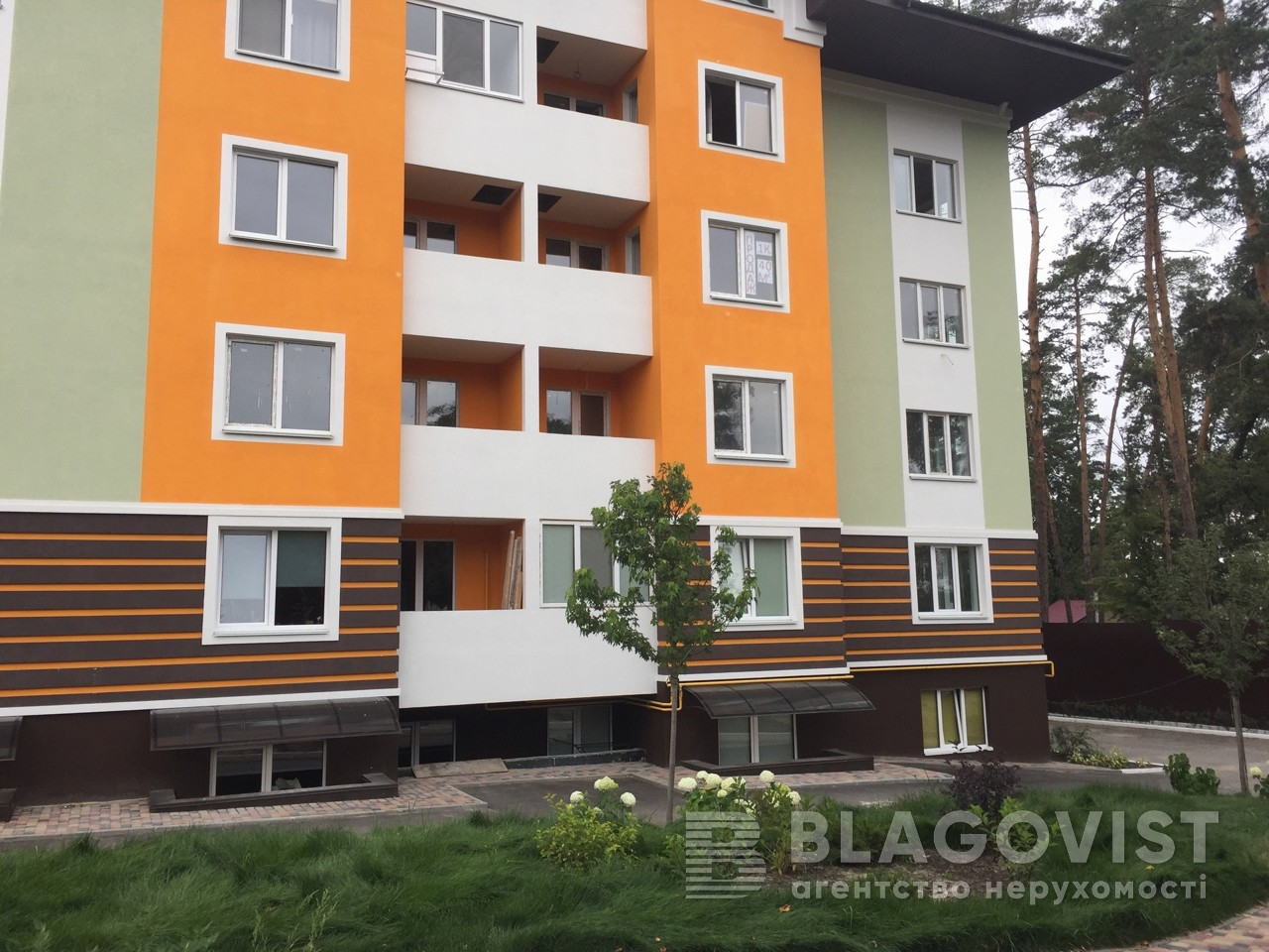 Квартира D-31279, Надсонова, 14г, Ирпень - Фото 1