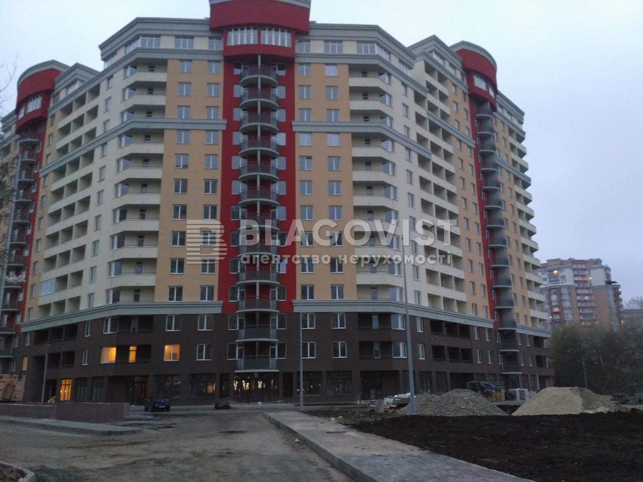 Квартира E-37028, Ломоносова, 46/1, Киев - Фото 1