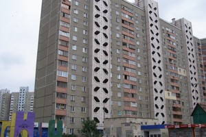 Квартира Ахматовой, 16в, Киев, P-29616 - Фото