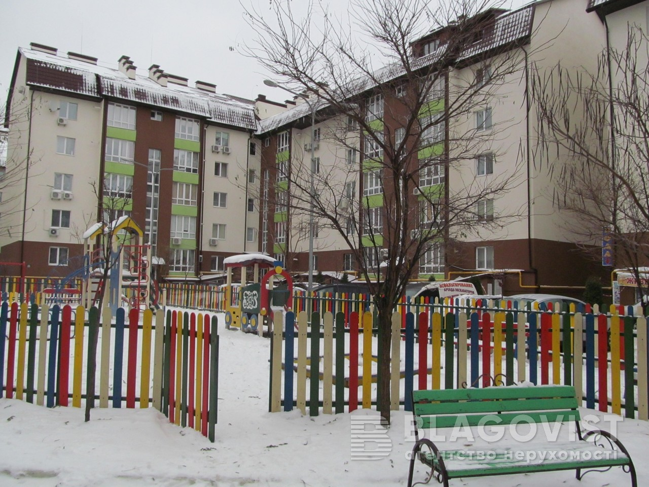 Квартира A-106772, Волошкова, 2, Петропавлівська Борщагівка - Фото 1