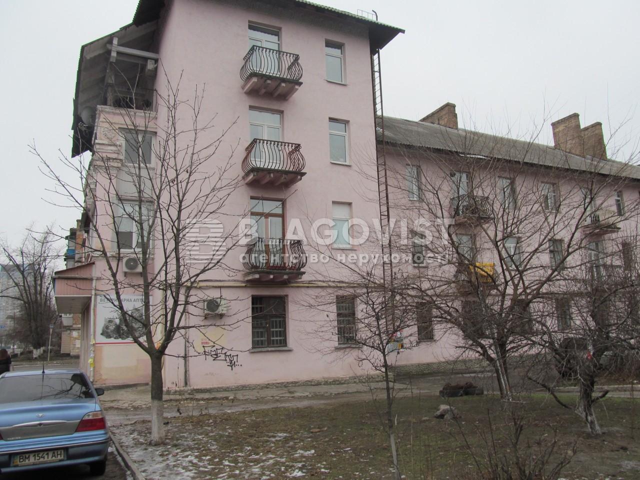 Нежитлове приміщення, H-38676, Тороповського Георгія (Дубового Івана), Київ - Фото 1
