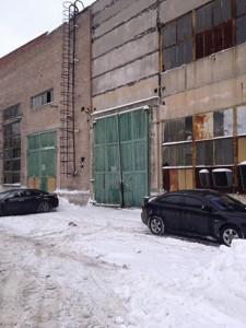 Виробниче приміщення, Хохлових Сім'ї, Київ, A-106901 - Фото