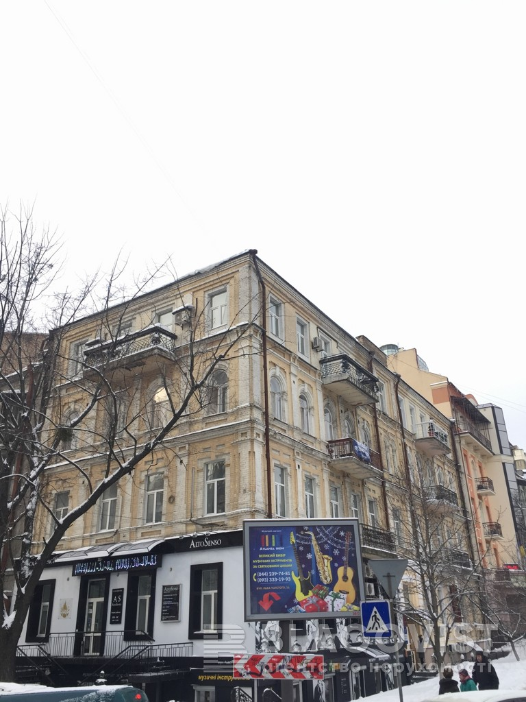 Квартира A-106961, Назаровская (Ветрова Бориса), 1, Киев - Фото 1