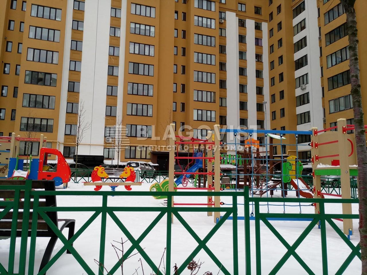 Квартира D-31916, Соборная, 10, Петропавловская Борщаговка - Фото 1
