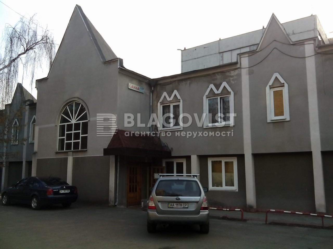 Отдельно стоящее здание, Шепелева Николая, Киев, R-4965 - Фото 3