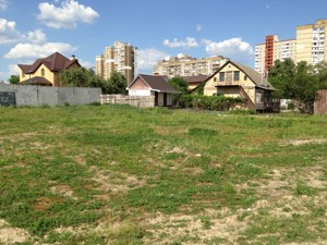 Земельна ділянка Яворницького Дмитра (Коллонтай), Київ, R-4990 - Фото
