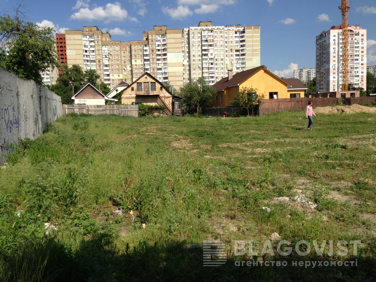Земельный участок R-4990, Яворницкого Дмитрия (Коллонтай), Киев - Фото 2