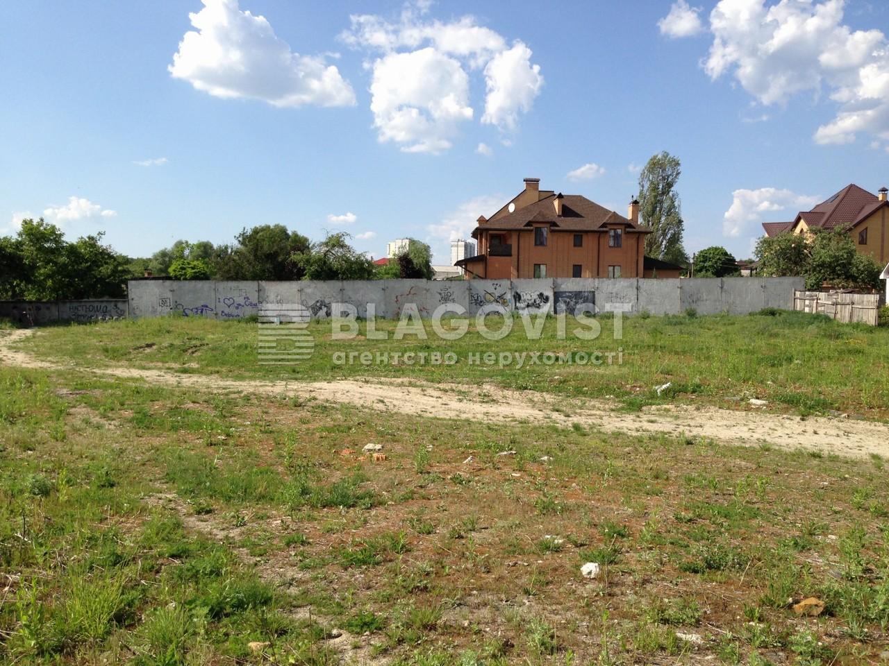 Земельный участок R-4990, Яворницкого Дмитрия (Коллонтай), Киев - Фото 3