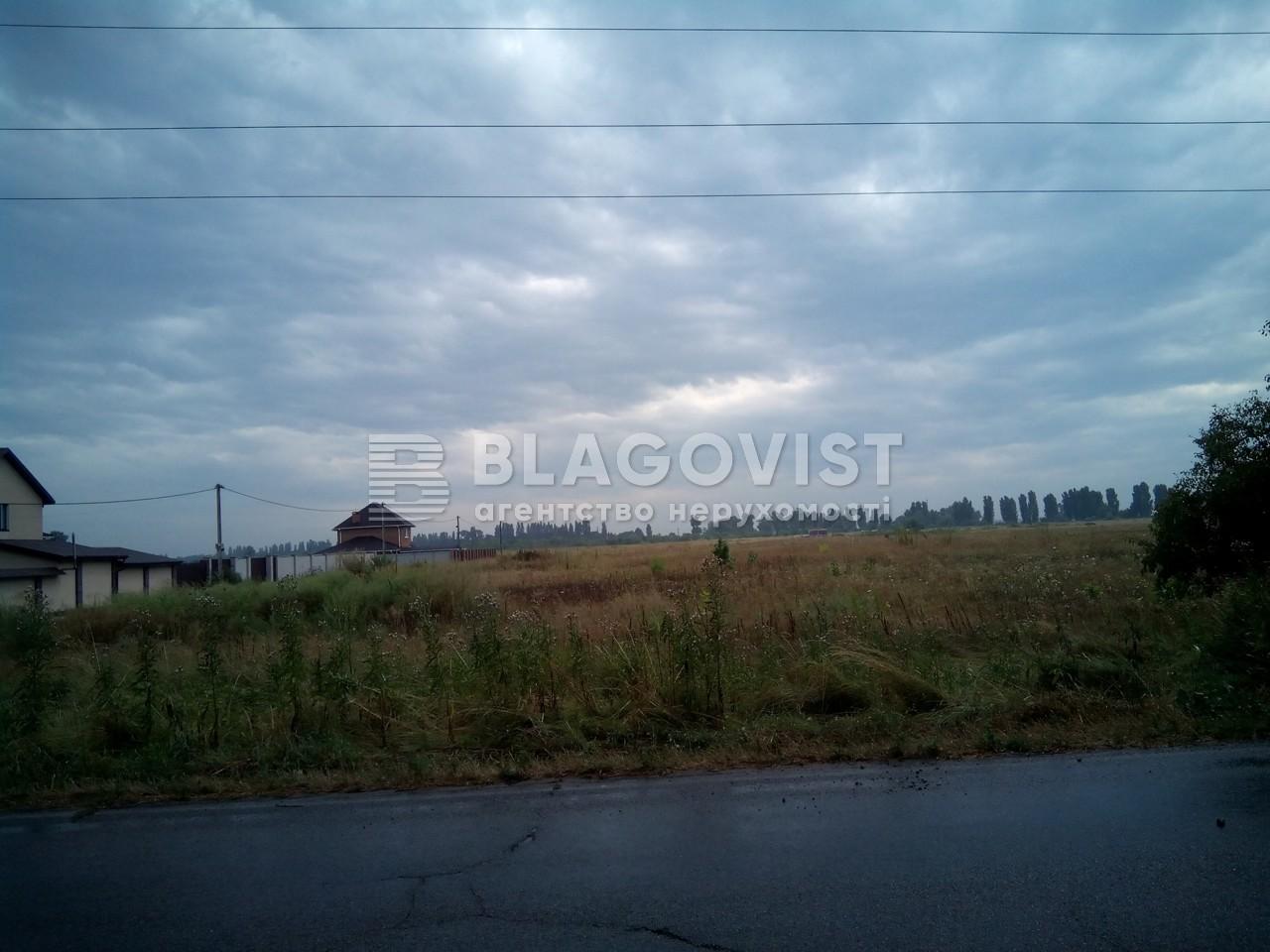 Земельный участок R-6641, Петровское (Бориспольский) - Фото 2