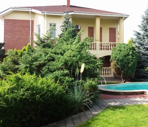 Будинок Лісники (Києво-Святошинський), Z-56012 - Фото