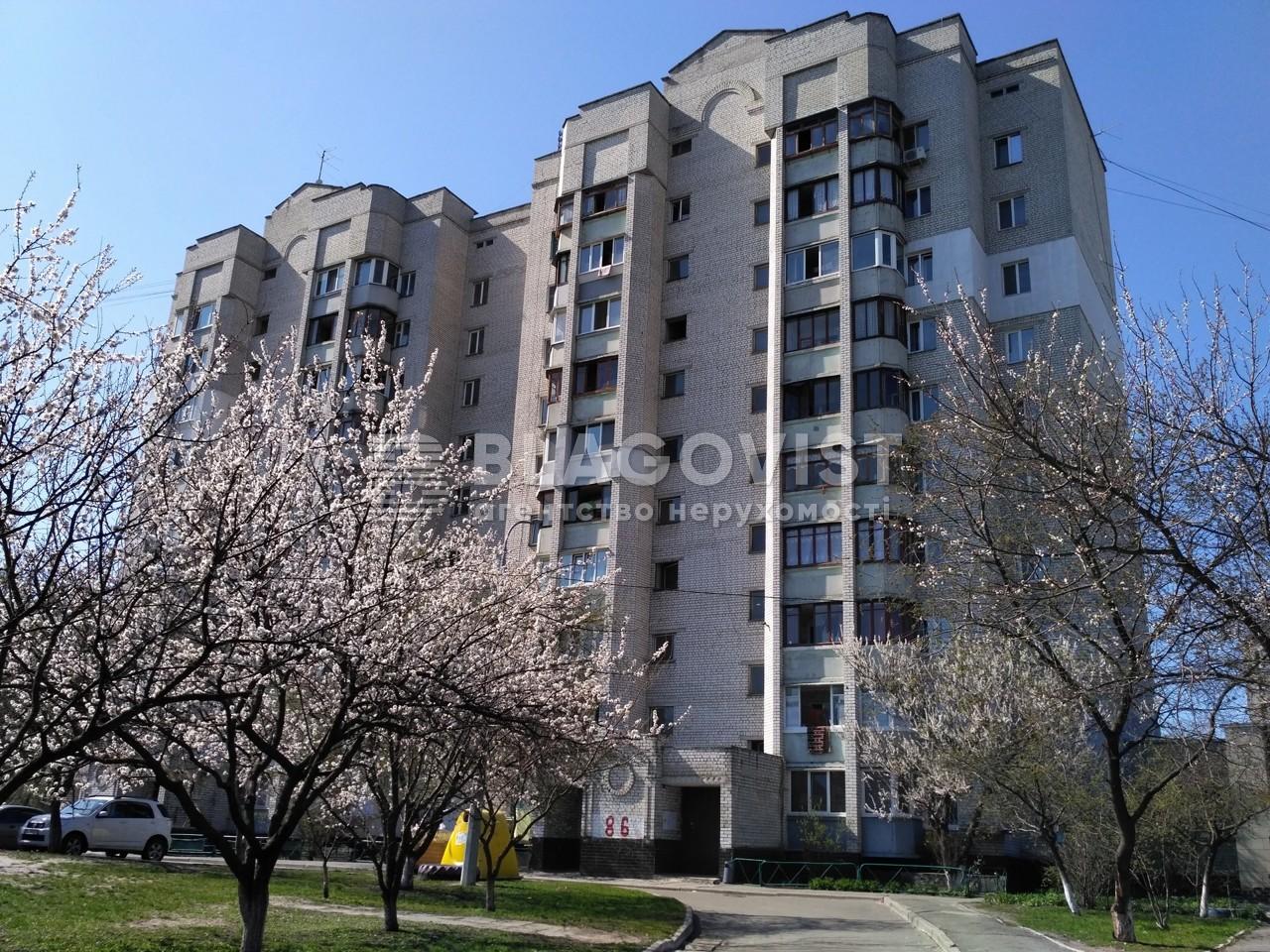 Квартира F-35284, Набережно-Корчеватская, 86, Киев - Фото 1