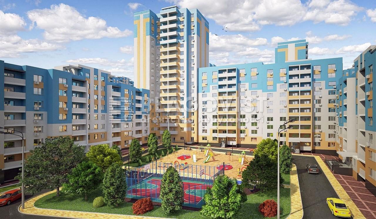Квартира F-42674, Данченко Сергея, 32, Киев - Фото 3