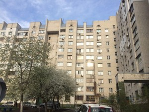 Apartment Sviatoshynskyi lane, 2, Kyiv, Z-600681 - Photo