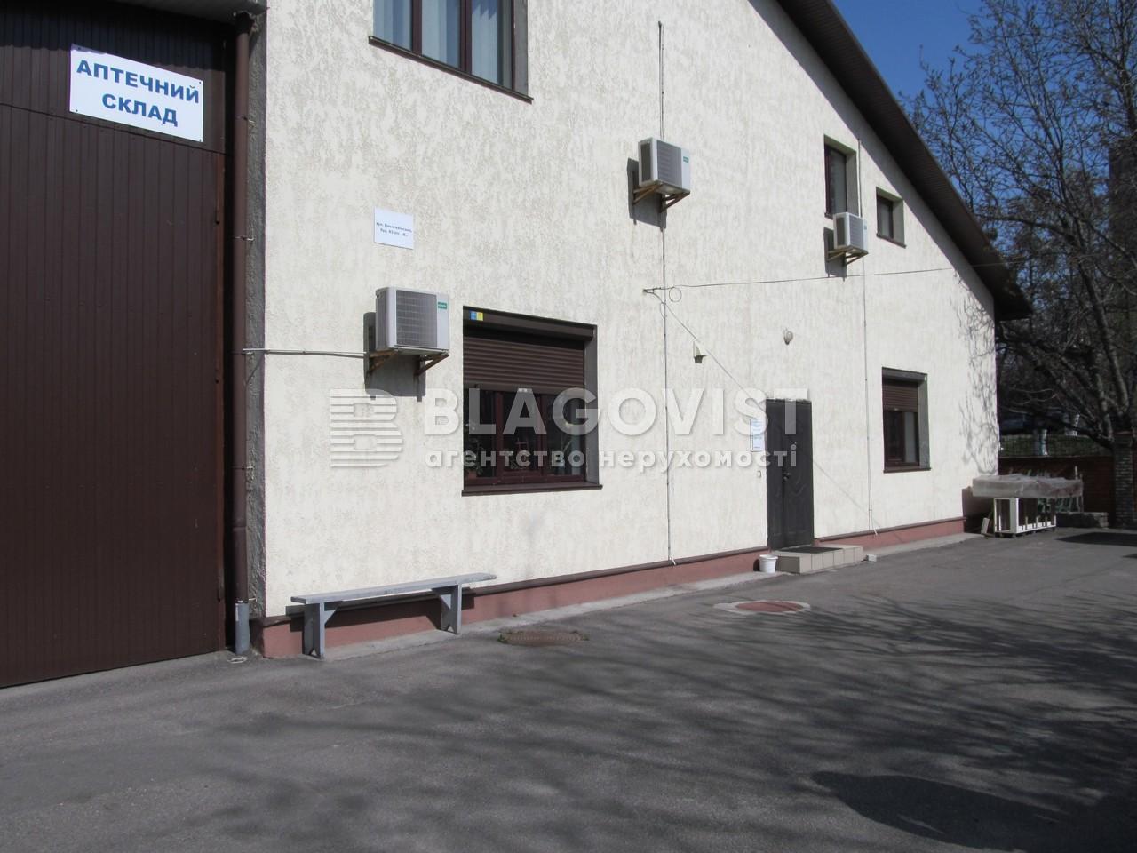 Склад, Заболотного Академика, Киев, F-37902 - Фото 4