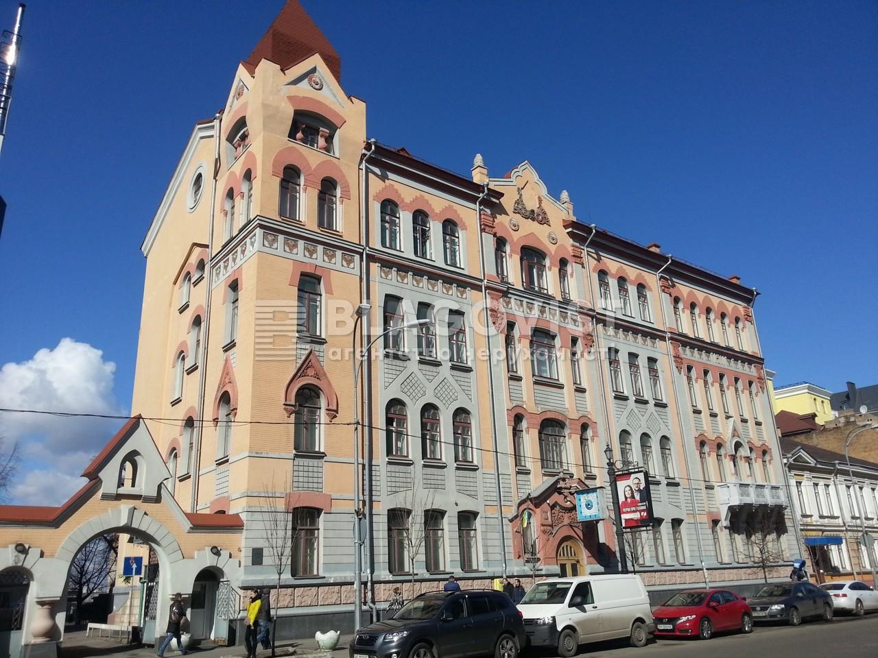 Нежилое помещение, D-32711, Владимирская, Киев - Фото 1