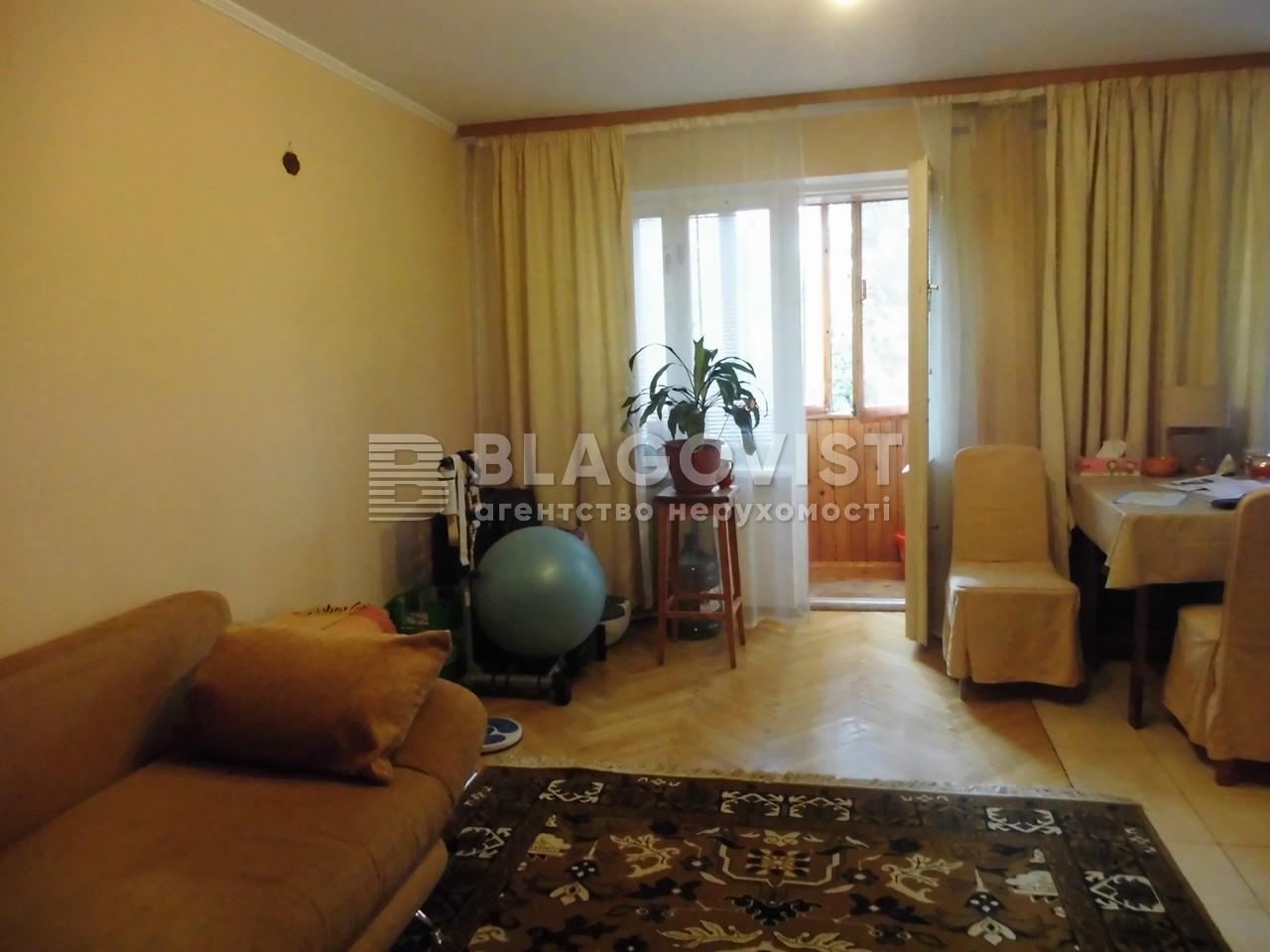 Квартира F-38420, Нищинского Петра, 12 корпус 2, Киев - Фото 1
