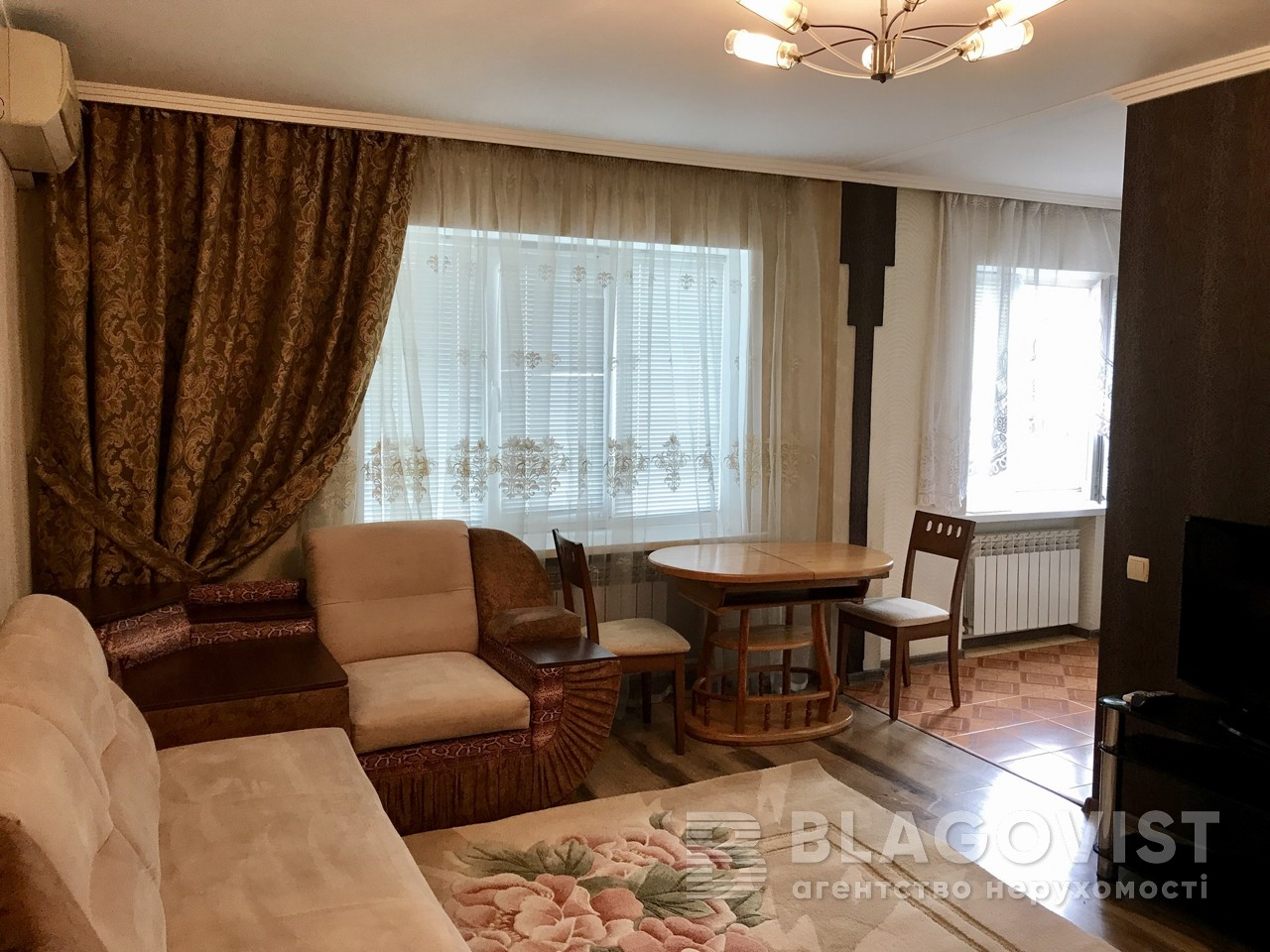 Квартира X-5195, Леси Украинки бульв., 19, Киев - Фото 1