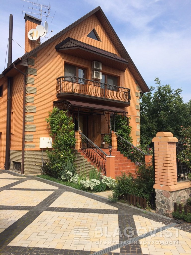 Дом Z-389745, Петровское (Бориспольский) - Фото 1