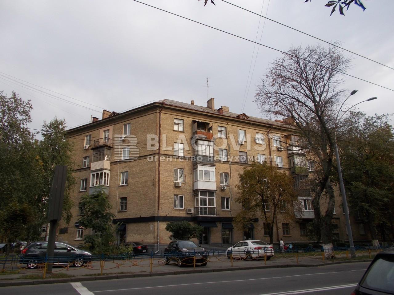 Нежитлове приміщення, M-39102, Лейпцизька, Київ - Фото 1