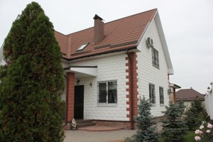 Будинок М.Лагуновой, Княжичі (Броварський), F-38846 - Фото1