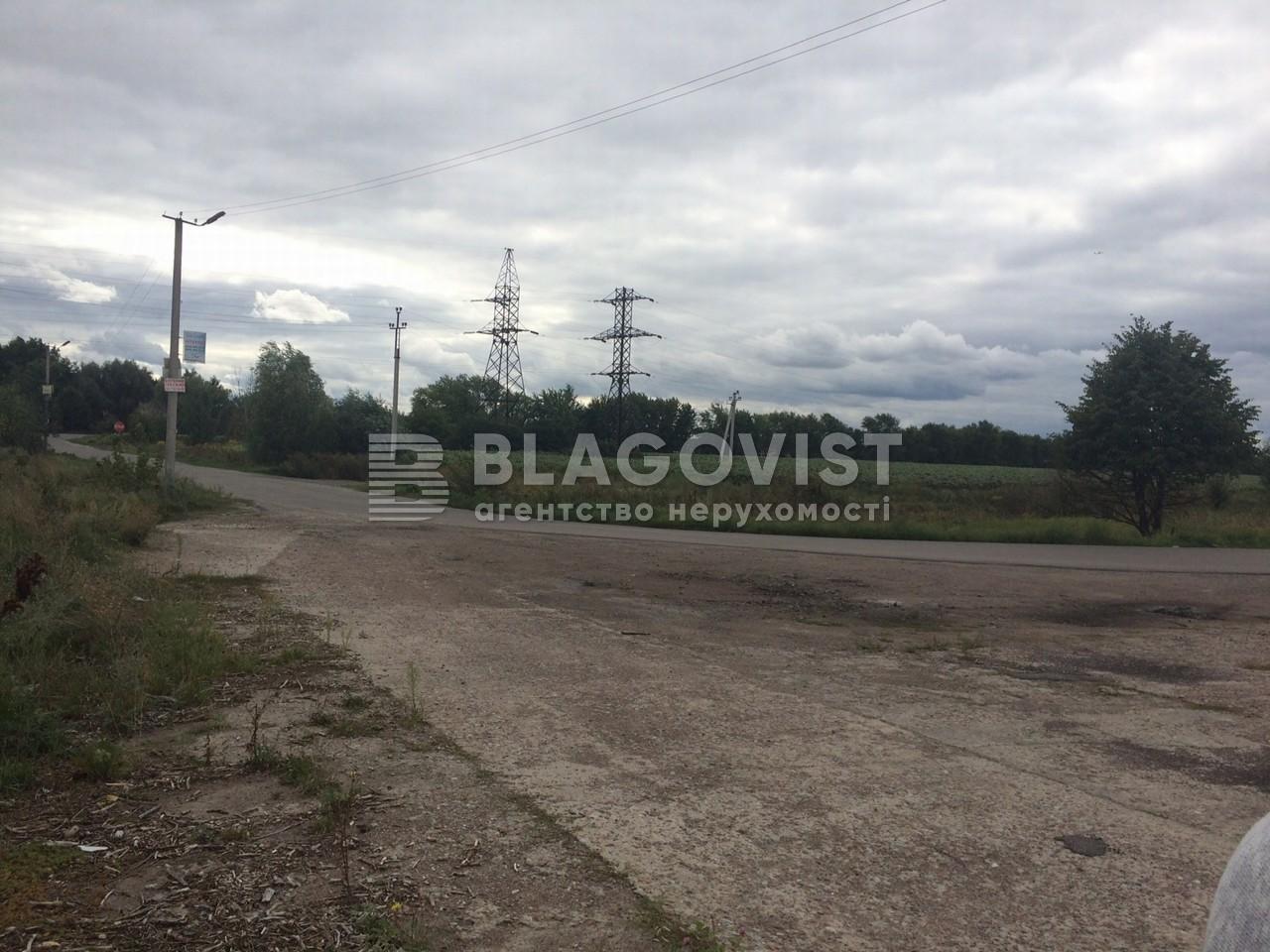 Земельный участок K-949, Борисполь - Фото 1