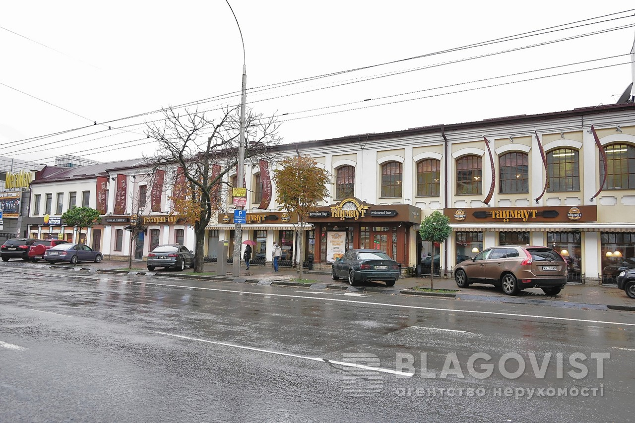 Нежилое помещение, R-12908, Антоновича (Горького), Киев - Фото 1