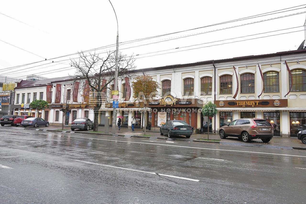 Нежилое помещение, R-12950, Антоновича (Горького), Киев - Фото 1
