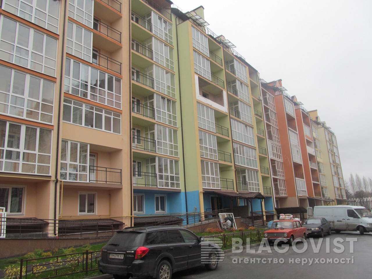 Квартира A-111458, Лебедева Академика, 1 корпус 7, Киев - Фото 1