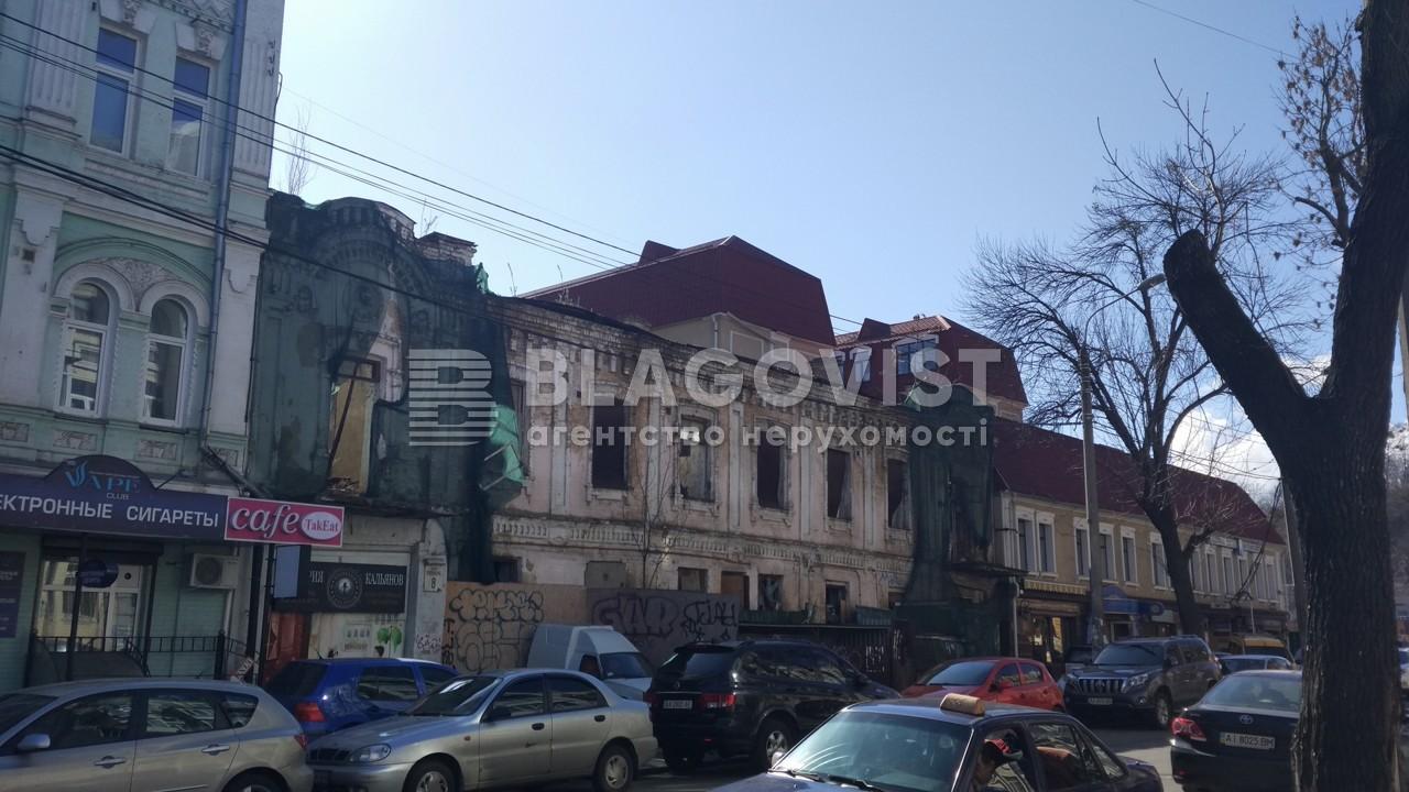 Окремо розташована будівля, A-108416, Ярославська, Київ - Фото 1