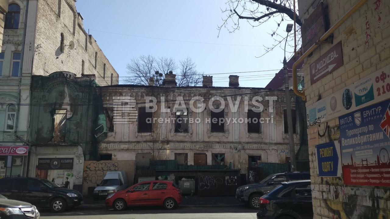Окремо розташована будівля, A-108416, Ярославська, Київ - Фото 2