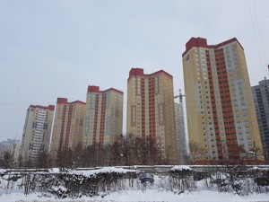Квартира Глушкова Академика просп., 6 корпус 13, Киев, Z-241941 - Фото3
