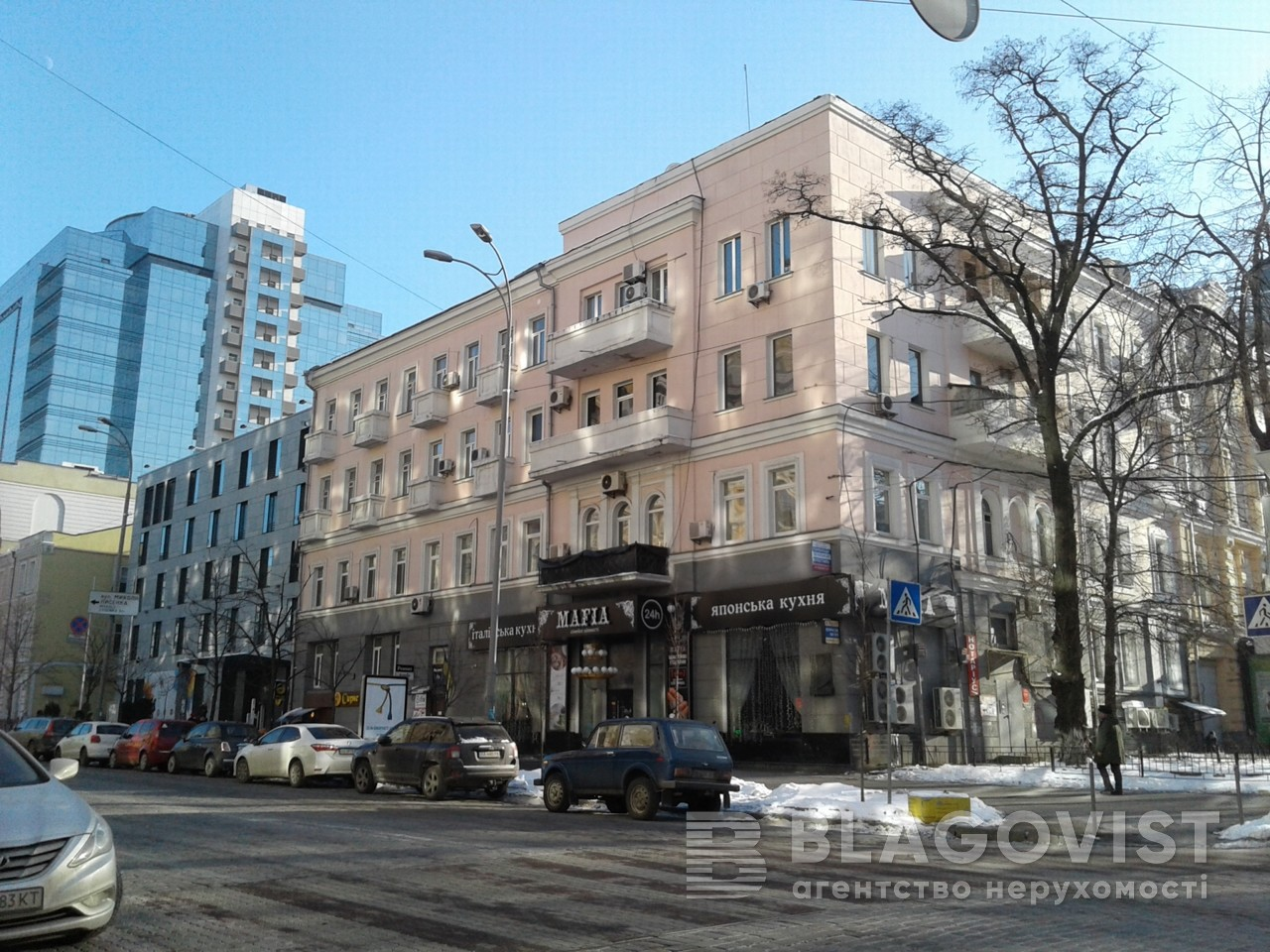 Квартира D-33899, Хмельницкого Богдана, 27/1, Киев - Фото 1