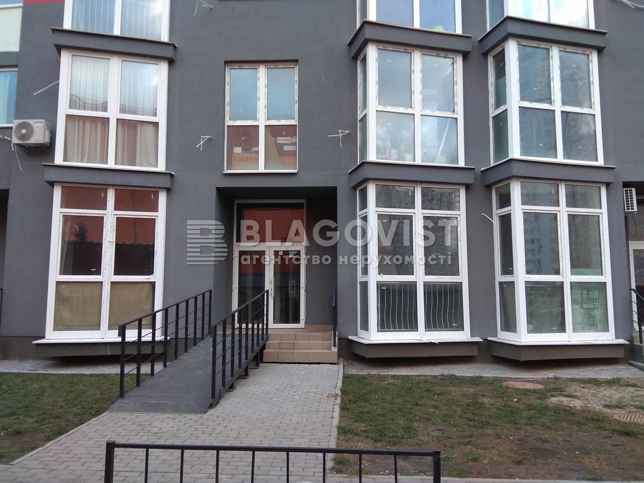 Торгово-офисное помещение, F-39288, Драгоманова, Киев - Фото 8