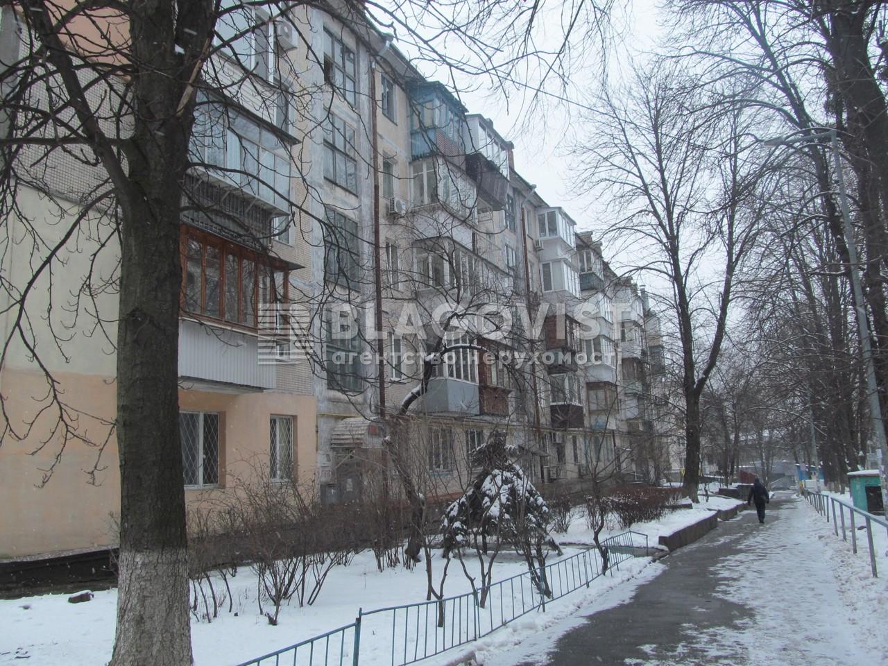 Квартира Z-709790, Дружбы Народов бульв., 27, Киев - Фото 1
