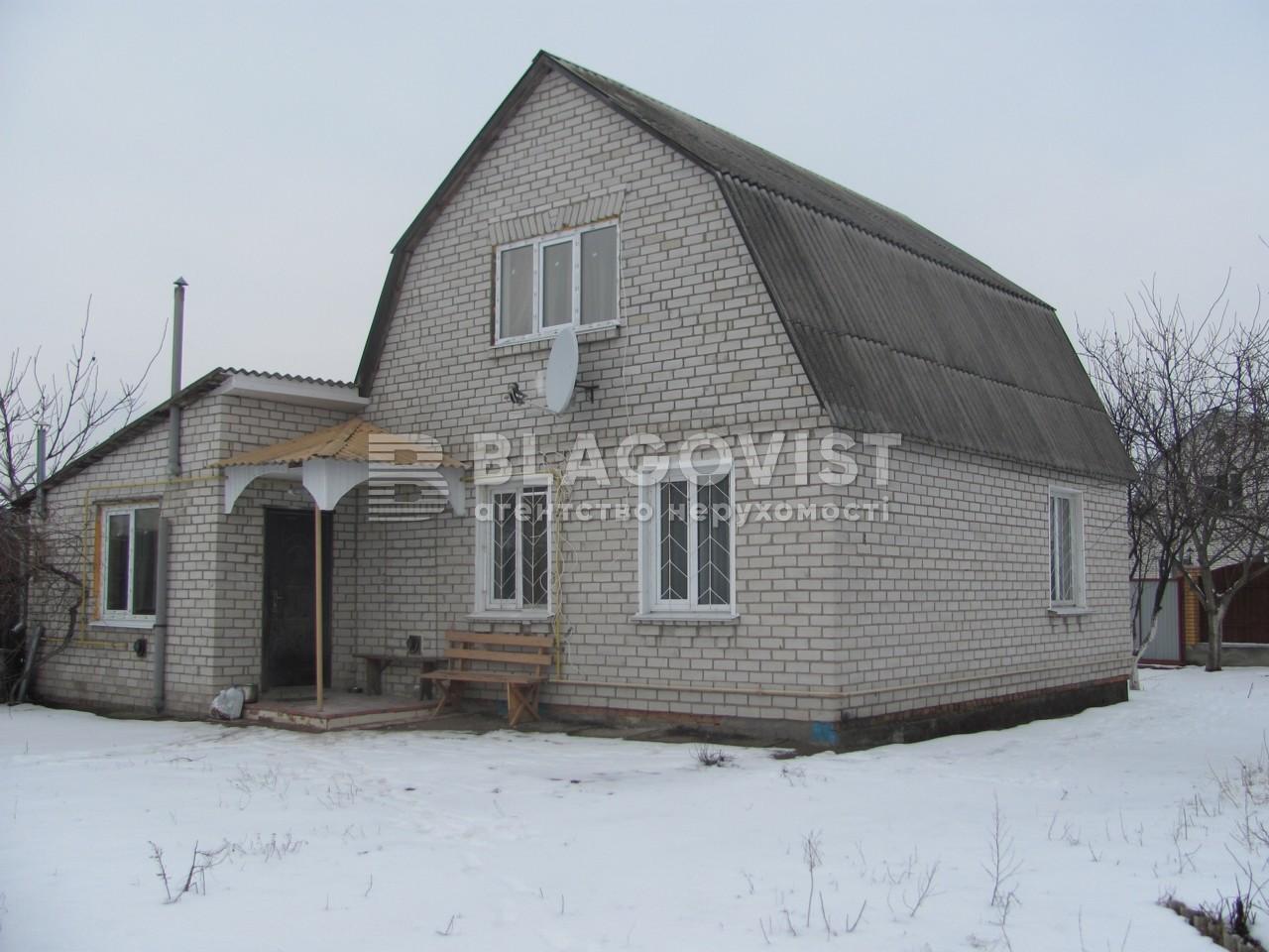 Дом D-33633, Молодежная, Любимовка (Киево-Святошинский) - Фото 1