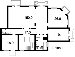 Apartment Bankova, 1/10, Kyiv, R-16883 - Photo2