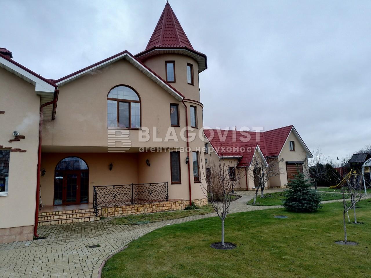 Дом P-23446, Лесная, Княжичи (Броварской) - Фото 3