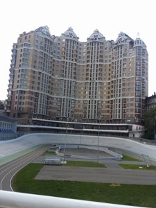 Квартира Хмельницкого Богдана, 58а, Киев, E-36977 - Фото 1