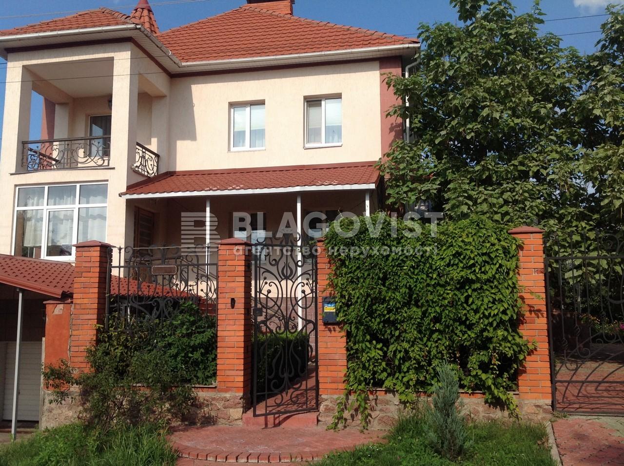 Дом R-18383, Петропавловская Борщаговка - Фото 1