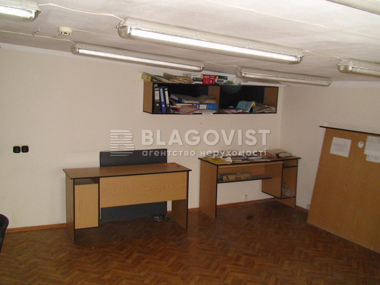 Нежилое помещение, E-37585, Волынская, Киев - Фото 5