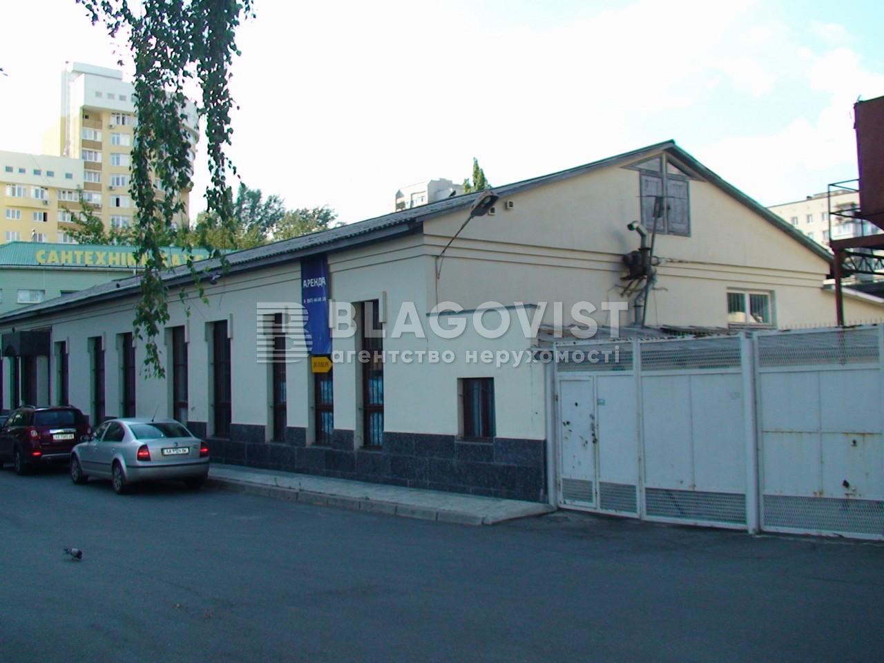 Нежилое помещение, E-37585, Волынская, Киев - Фото 2