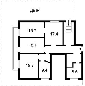 Нежилое помещение, F-40195, Саксаганского, Киев - Фото 5