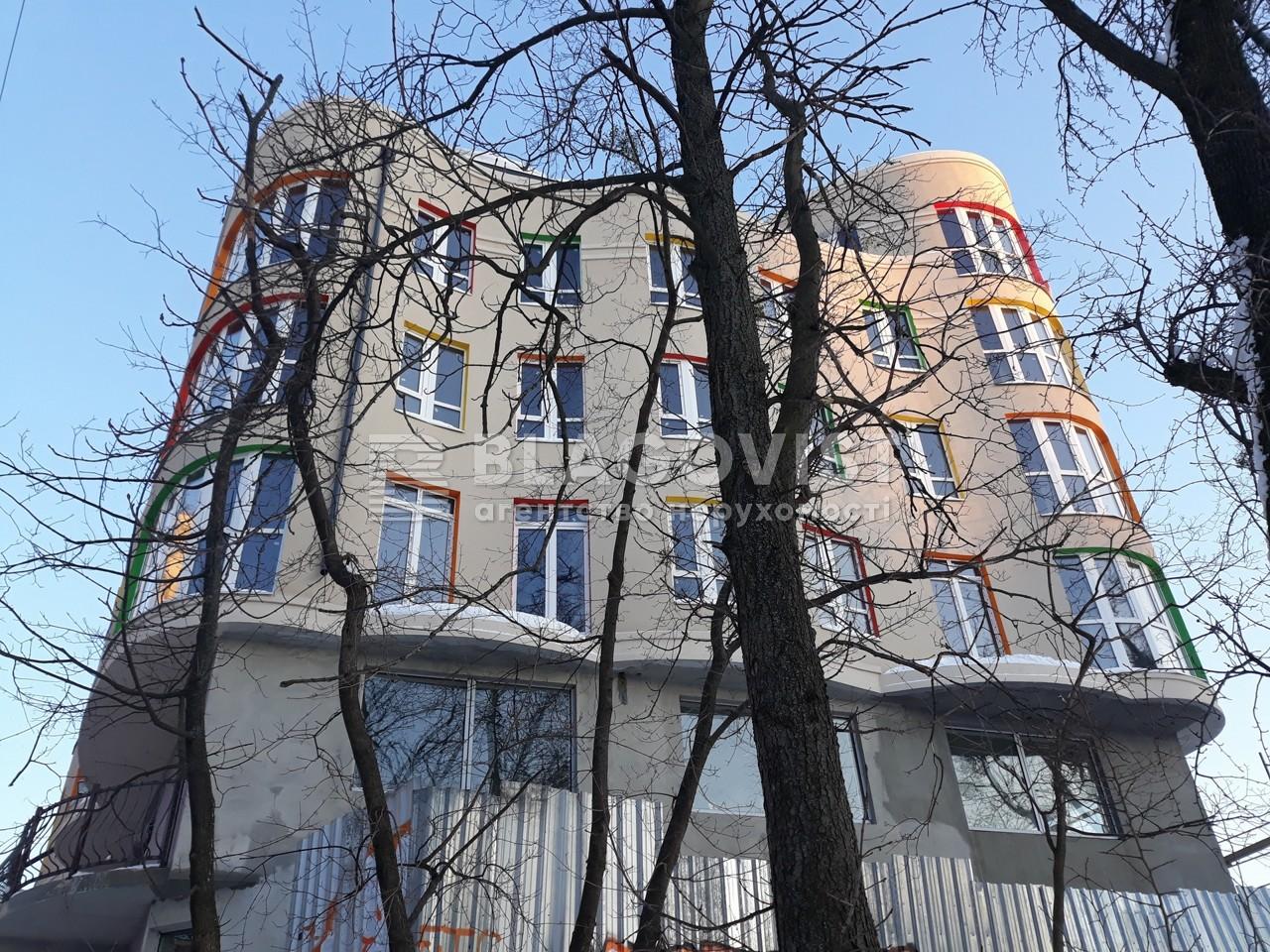 Дом F-40274, Вознесенский спуск (Смирнова-Ласточкина), Киев - Фото 1