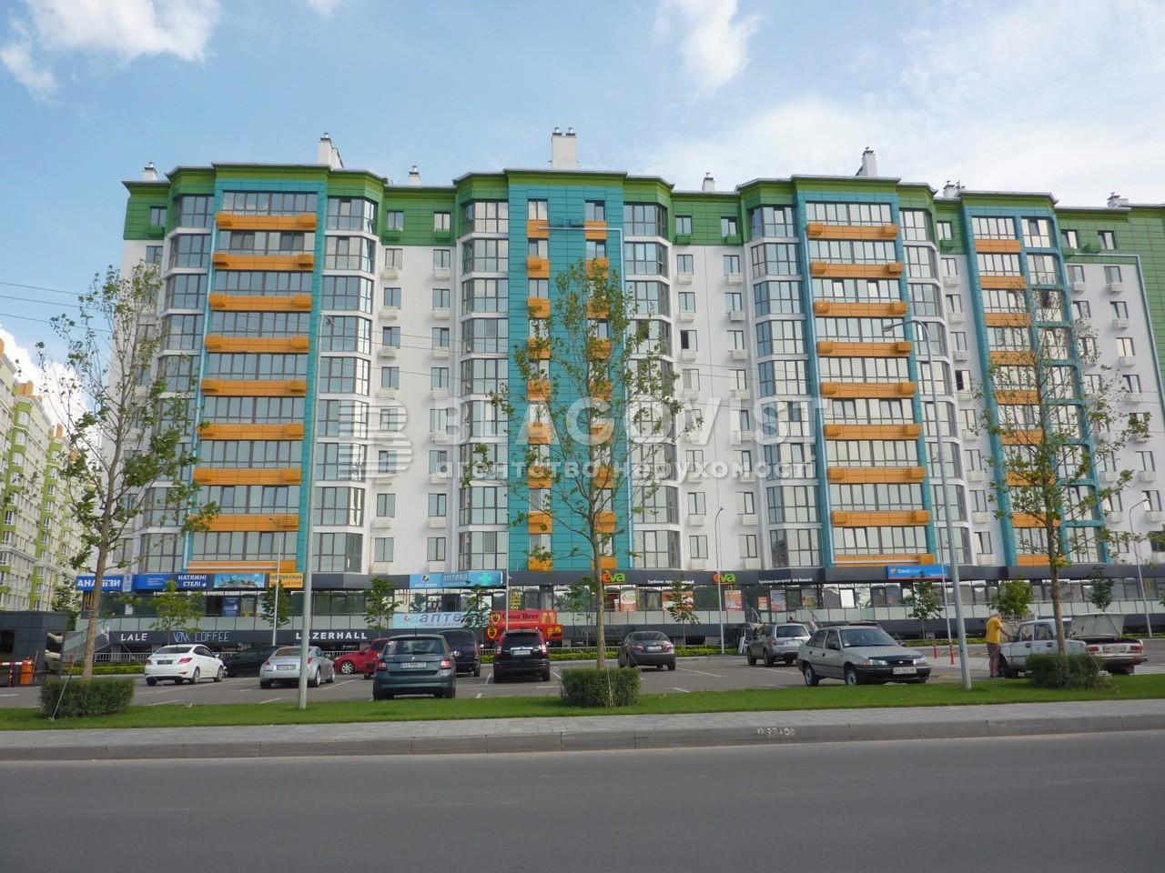 Квартира A-109215, Жулянська, 2б, Крюківщина - Фото 1