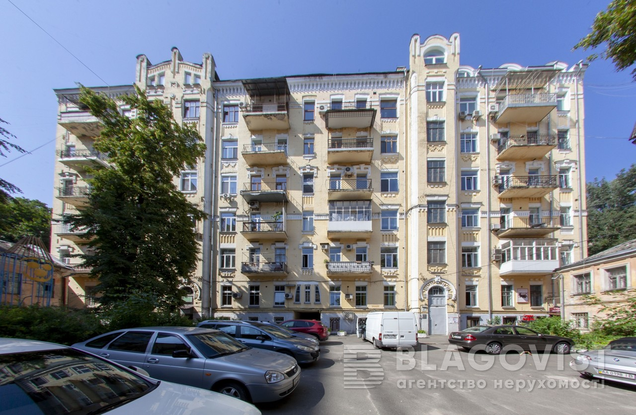 Квартира P-27766, Музейний пров., 8б, Київ - Фото 1