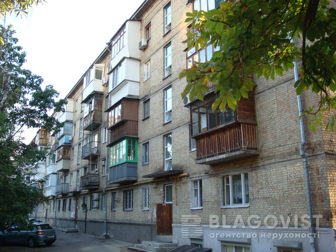 Квартира Z-628896, Тверський тупик, 6/8, Київ - Фото 1