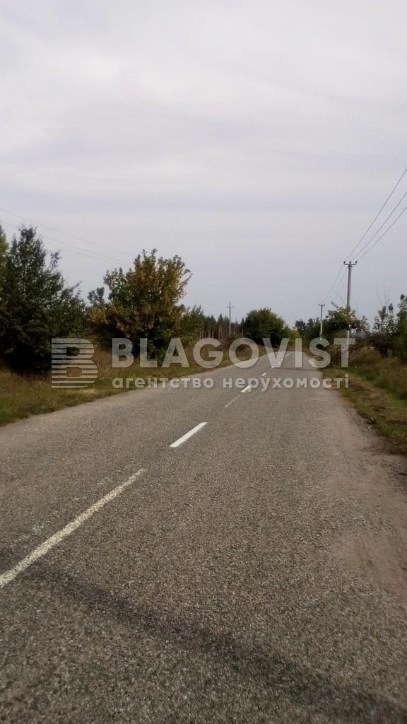Земельный участок P-24353, Погребы (Васильковский) - Фото 1