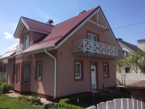 Дом Промышленная (Бортничи), Киев, R-20818 - Фото
